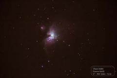 Grande Nebulosa di Orione
