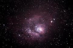 Nebulosa Laguna M 8