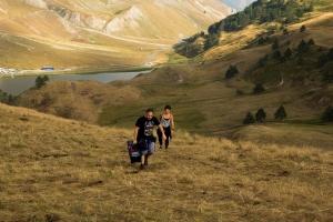 Campo astronomico estivo 2017 - Rifugio della pace, Colle della Maddalena (CN)