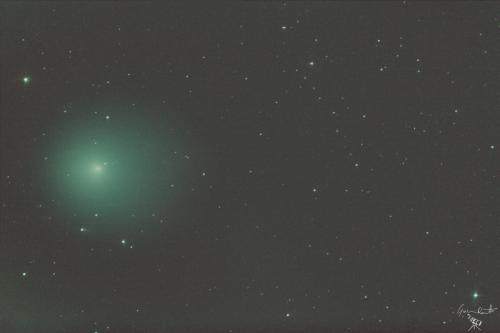 Cometa 46P 20181209