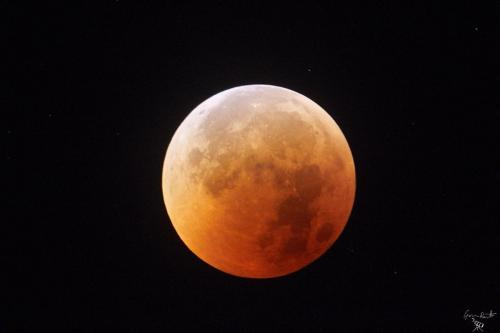 Eclisse totale di Luna 20180727